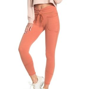 FREE PEOPLE | Rutched Waist Regulate Legging NEW